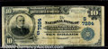 National Bank Notes:Kentucky, National Bank of John A. Black of Barbourville, KY, Charter #72...