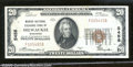 National Bank Notes:Wisconsin, Marine National Exchange Bank of Milwaukee, WI, Charter #5458. ...