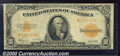 Large Size Gold Certificates:Large Size, 1922 $10 Gold Certificate, Fr-1173*, Fine. An attractive, origi...