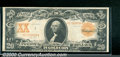 Large Size Gold Certificates:Large Size, 1906 $20 Gold Certificate, Fr-1186, VF. Although this note appe...