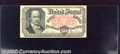 Fractional Currency: , 1874-1876, 50c Fifth Issue, Crawford, Fr-1381, Ch. CU. Fresh pa...