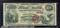 National Bank Notes:Maryland, Drovers and Mechanics National Bank of Baltimore, MD, Charter #...