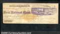 Miscellaneous:Checks, A check in the amount of $4,000 from the First National Bank of...