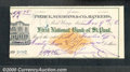 Miscellaneous:Checks, This XF check was drawn on Pierce, Simmons & Co. from theFirst...