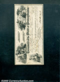 Miscellaneous:Checks, 1863 Warrant on the State of Pennsylvania, VF-XF. Payable to Ma...