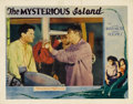 """Movie Posters:Action, The Mysterious Island (MGM, 1929). Lobby Card (11"""" X 14""""). LionelBarrymore stars as the commander of a submarine who is pur..."""