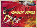 "Movie Posters:Science Fiction, Fantastic Voyage (20th Century Fox, 1966). British Quad (30"" X40""). In one of the most inventive science fiction epics of t..."