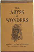 Books:First Editions, Perley Poore Sheehan. The Abyss of Wonders....