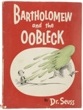 Books:Children's Books, Dr. Seuss [Theodor Geisel]. Bartholomew and the Oobleck....