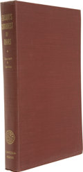 Books:First Editions, Garret P. Serviss. Edison's Conquest of Mars....