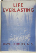 Books:First Editions, David H. Keller. Life Everlasting...