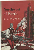 Books:First Editions, C. L. Moore. Northwest of Earth....