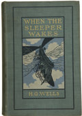 Books:Fiction, H. G. Wells. When the Sleeper Wakes....