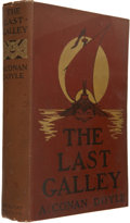 Books:First Editions, Arthur Conan Doyle. The Last Galley....