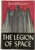 Books:First Editions, Jack Williamson. The Legion of Space....