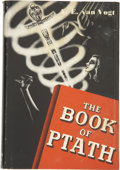 Books:First Editions, A. E. van Vogt. The Book of Ptath....