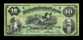 Canadian Currency: , Montreal, PQ- The Merchants Bank of Canada $10 Feb. 1, 1906 Ch. # 460-16-04. ...