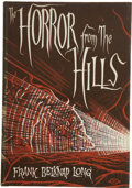 Books:First Editions, Frank Belknap Long. The Horror From the Hills....