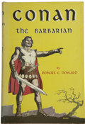 Books:First Editions, Robert E. Howard. Conan the Barbarian....