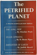 Books:First Editions, Petrified Planet....