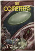Books:First Editions, Jack Williamson. The Cometeers....