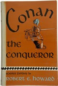 Books:First Editions, Robert E. Howard. Conan the Conqueror...