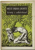 Books:First Editions, Henry S. Whitehead. West India Lights....