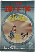 Books:First Editions, Jack Williamson. The Legion of Time....