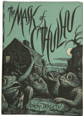 Books:First Editions, August Derleth. The Mask of Cthulhu....