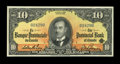 Canadian Currency: , Montreal, PQ- La Banque Provinciale du Canada $10 Sept. 1, 1936 Ch.# 615-18-06. ...