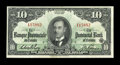 Canadian Currency: , Montreal, PQ- La Banque Provinciale du Canada $10 Sept. 1, 1936 Ch.# 615-18-08. ...