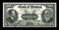 Canadian Currency: , Montreal, PQ- The Bank of Montreal $10 Nov. 3, 1914 Ch. # 505-54-06. ...