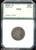 Additional Certified Coins: , 1842-O 25C
