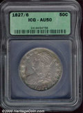 Additional Certified Coins: , 1827/6 50C
