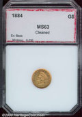 Additional Certified Coins: , 1884 G$1