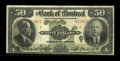Canadian Currency: , Montreal, PQ- The Bank of Montreal $50 Jan. 2, 1923 Ch. #505-56-08. ...