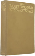 Books:First Editions, Arthur Conan Doyle. The Lost World....