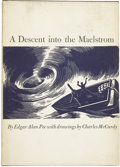 Books:First Editions, Edgar Allan Poe. A Descent into the Maelstrom....