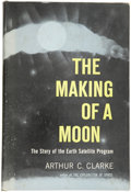 Books:First Editions, Arthur C. Clarke. The Making of a Moon....