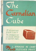 Books:First Editions, L. Sprague de Camp and Fletcher Pratt. The CarnelianCube....