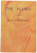 Books:First Editions, Olaf Stapledon. The Flames....