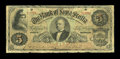 Canadian Currency: , Halifax, NS- The Bank of Nova Scotia $5 July 2, 1881 Ch. # 550-20-10. ...