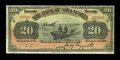 Canadian Currency: , Halifax, NS- The Bank of Nova Scotia $20 Jan. 2, 1903 Ch. #550-28-14. ...