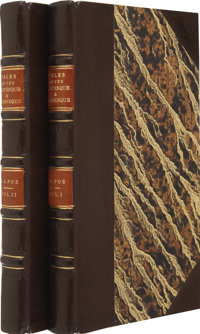 Edgar A[llan] Poe. Tales of the Grotesque and Arabesque. In Two Volumes. Vol. I [II