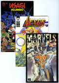 Modern Age (1980-Present):Miscellaneous, Miscellaneous Modern Age Comics Long Box Group (Various Publishers, 1990s-2000s) Condition: Average NM-....