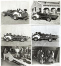 Movie/TV Memorabilia:Photos, George Barris Voxmobile Photos. Vox musical instruments approachedGeorge Barris in the '60s about building them a custom ro...(Total: 1 Item)