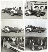 George Barris Voxmobile Photos. Vox musical instruments approached george Barris in the '60s about building them a custo...