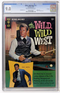 Silver Age (1956-1969):Western, Wild, Wild West #1 Variant Edition - File Copy (Gold Key, 1966) CGCVF/NM 9.0 Off-white to white pages....