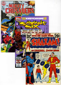 Modern Age (1980-Present):Miscellaneous, Miscellaneous Modern Age Comics Short Box Group (Various Publishers, 1980s-90s) Condition: Average FN/VF unless otherwise stat...