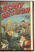 Golden Age (1938-1955):Miscellaneous, Harvey Miscellaneous Citizenship Comics Bound Volume (Harvey, 1945-52)....